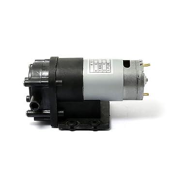 Q-BAIHE 12 DC bomba de autocebado agua caliente circulación agua pozo bomba de aceite