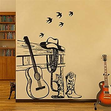 Música arte entrenamiento aula etiqueta de la pared decoración ...