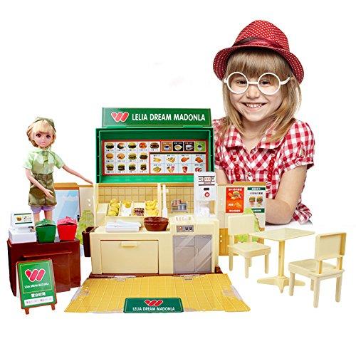 barbie house full set - 5