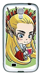 iCustomonline Case for Samsung galaxy S4 (TPU), The Hobbit Stylish Durable Case for Samsung galaxy S4 (TPU)