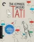 The Complete Jacques Tati [Blu-ray]