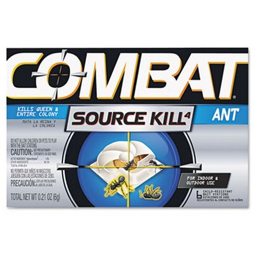 Combat Source Kill 4: Six Ant Bait Stations. Kills Queen & E