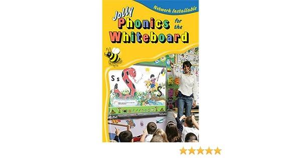 Jolly Phonics for the Whiteboard: Sue Lloyd, Sara Wernham ...