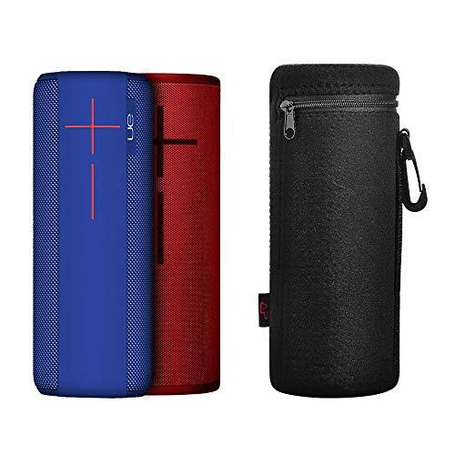 TXEsign Water-Resistant Lycra Zipper Carrying Case Bag Compatible with UE MEGABOOM / MEGABOOM 3 Wireless Bluetooth Speaker