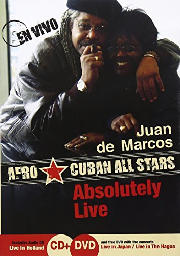 Gonzales, Juan de Marcos - Absolutely Live (Gonzales Store)