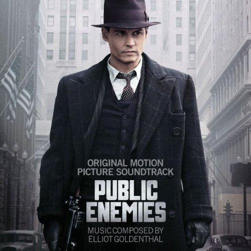 Public Enemies by DECCA,OST,