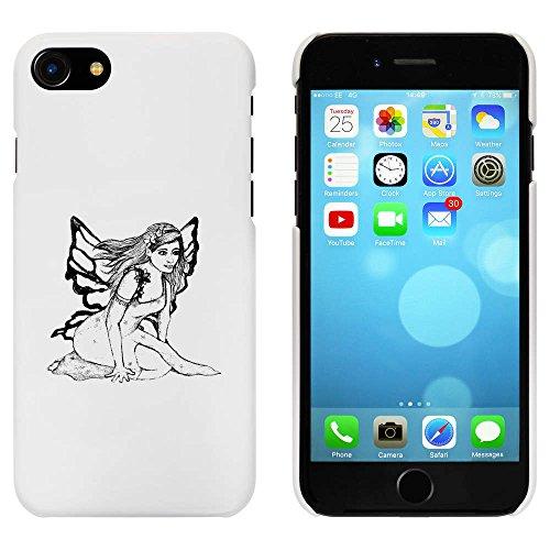 Blanc 'Fée Assise' étui / housse pour iPhone 7 (MC00069260)