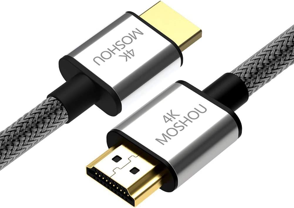 Moshou Hdmi Kabel 4k Ultra Highspeed 18gbit Amazon De Elektronik