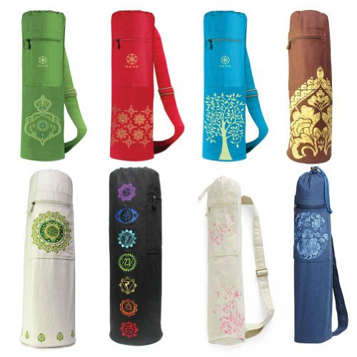 f27db07d34 Gaiam Top-Loading Yoga Mat Bags - Buy Online in UAE.