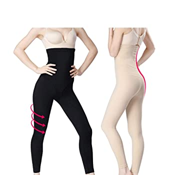 Womens Sexy Control Panties Fat Burning Slim Bodysuit Soft Shaper