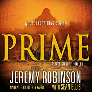 PRIME (A Jack Sigler Thriller - Book 0) Audiobook