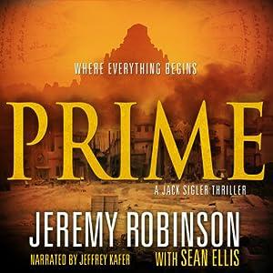 PRIME (A Jack Sigler Thriller - Book 0)  Audiobook