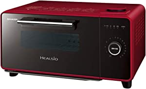 SHARP AX-GR1-R [Healsio grille water oven special machine Red series]【Japan Domestic genuine products】 【Ships from JAPAN】