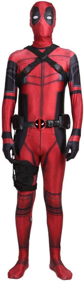 FHTD Avengers Deadpool Adulto Niño Cosplay Disfraz Halloween ...
