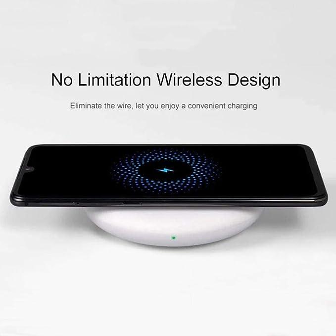 Amazon.com: Cargador rápido inalámbrico para Xiaomi Qi 20 W ...