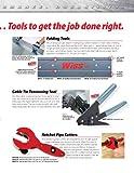"""Crescent Wiss 24"""" Folding Tool - WF24"""