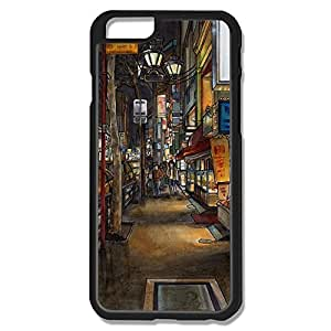 Alice7 Painting Street Case For Iphone 6,Fashion Iphone 6 Case