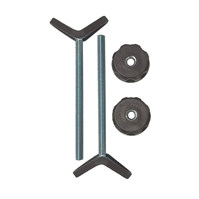 2 Pack New Lindam Safety Gate Y Spindles
