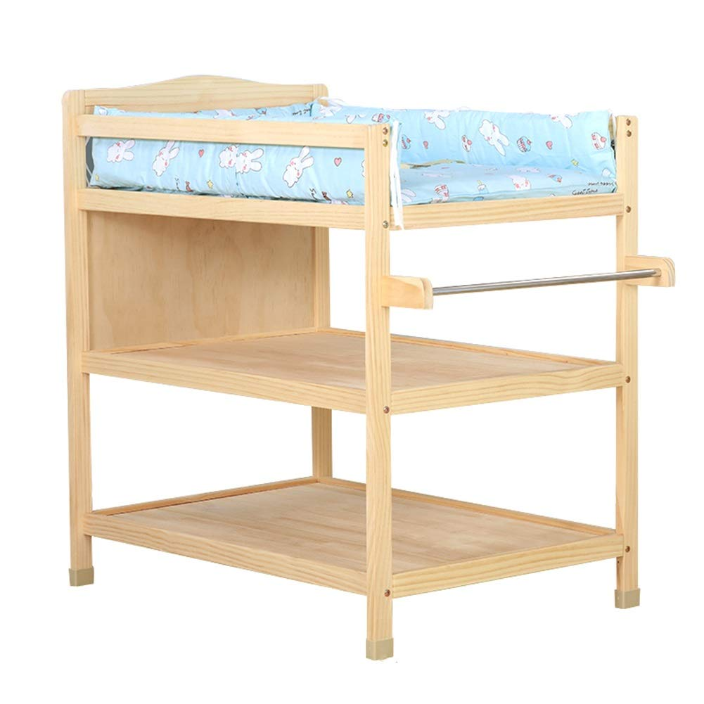 Astonishing Amazon Com Wooden Baby Changing Diaper Table With Two Download Free Architecture Designs Embacsunscenecom