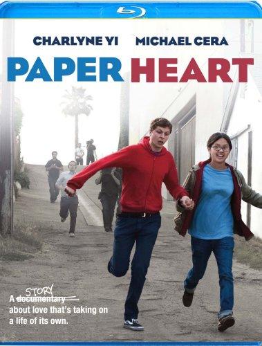 Blu-ray : Paper Heart (2 Disc)