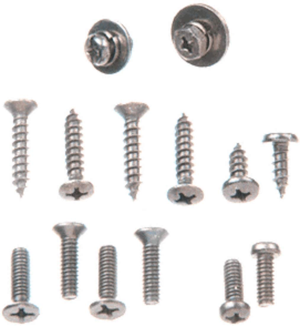 CRL Aluminum Replacement Screw Package by CR Laurence
