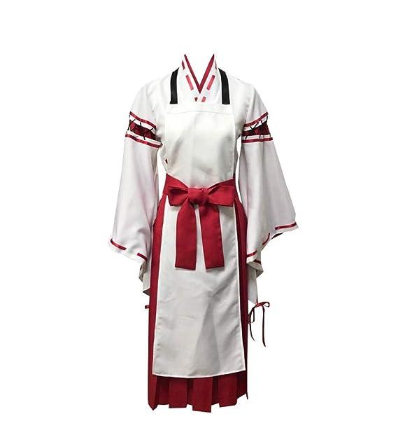 Amazon.com: Starfun Sewayaki Kitsune no Senko-san disfraz de ...
