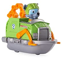 Paw Patrol Rescue Racers, Rocky's Boat