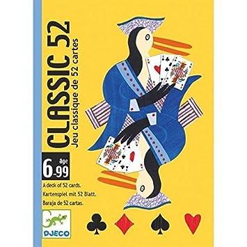 Djeco Juegos De Cartas, (36): Amazon.es: Juguetes y juegos