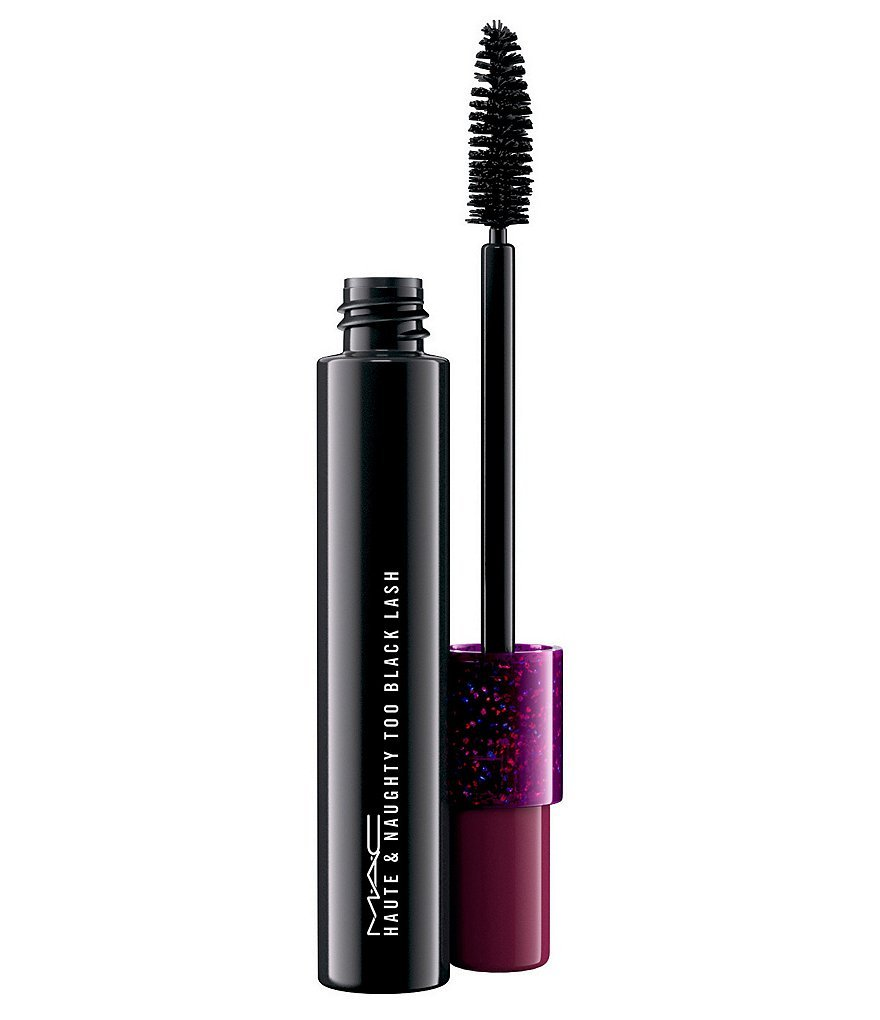 MAC Mascara Haute & Naughty Lash Too Black Lash
