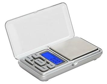 MSC Digital de bolsillo escalas, 500 g/0,1 G) bolsillo de