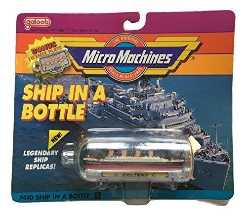 titanic ship in a bottle - 4