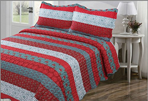 Christmas Bedspread: Amazon.com