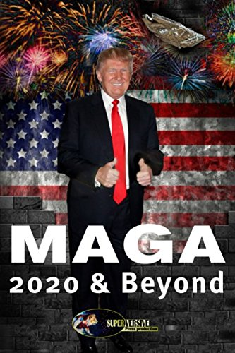 Book cover from MAGA 2020 & Beyond by Milo Yiannopoulos
