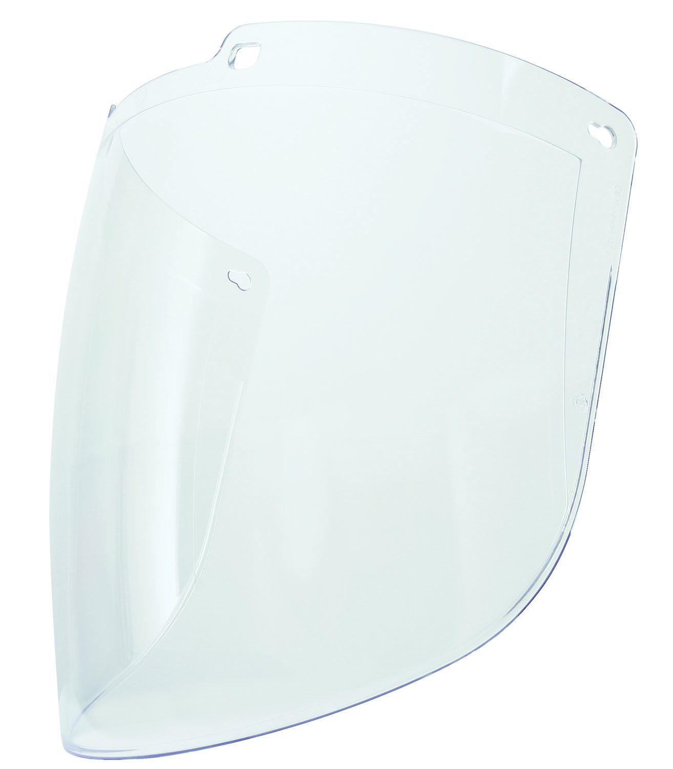 UVEX by Honeywell S9555 Uvex Turboshield Clear Polycarbonate Replacement Visor and Clear Lens with Dual Anti-Scratch/Anti-Fog Lens Coating by Honeywell
