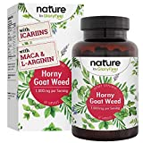 Best Horny Goat Weeds - Horny Goat Weed for Women & Men 60 Review
