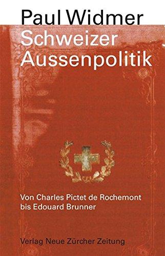 Schweizer Aussenpolitik