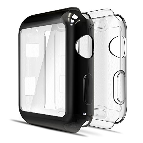 Best Cases With Protector Covers - [2 Packs] Simpeak Screen Protector Cover