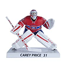 NHL Premium Sports Artifacts Carey Price-Montreal Canadiens Collectible Figure, 6-Inch