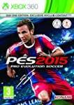 PES 2015 Day 1 Edition (Xbox 360)