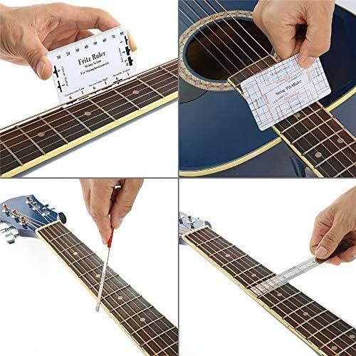 QTDH Kit De Herramientas De Guitarra - Herramientas De Guitarra ...