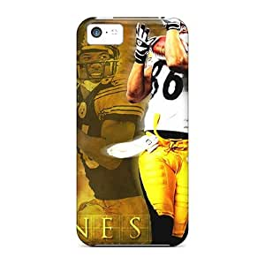 DCn788gtYG Whcases Awesome Case Cover Compatible With Iphone 5c - Pittsburgh Steelers