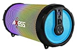 Best Axess Bluetooth Devices - AXESS SPBL1044BL Vibrant Plus Black HIFI Bluetooth Speaker Review