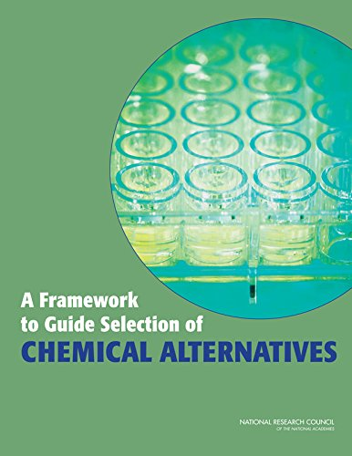 A Framework to Guide Selection of Chemical Alternatives