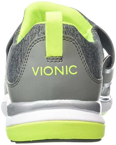 Grey Sneaker Womens Vionic Darcy Flex on Slip zBwB8YFq