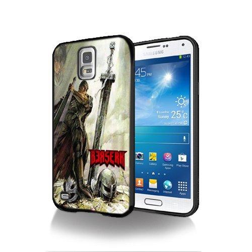 Berserk Manga Nbr1 Anime Cartoon Case Cover Protection Samsung Galaxy Note 4 Black Silicone