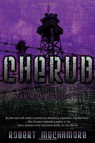 Price comparison product image Maximum Security (CHERUB)