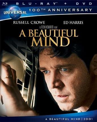 Amazon A Beautiful Mind Blu Ray DVD By Universal Studios
