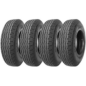 Amazon Com Zeemax Heavy Duty Highway Trailer Tires 8 14 5 14pr Load