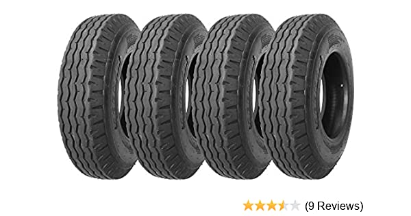 Amazon Com Zeemax Heavy Duty Highway Trailer Tires 8 14 5 14pr Load