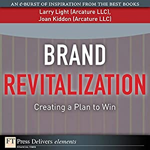 Brand Revitalization Audiobook